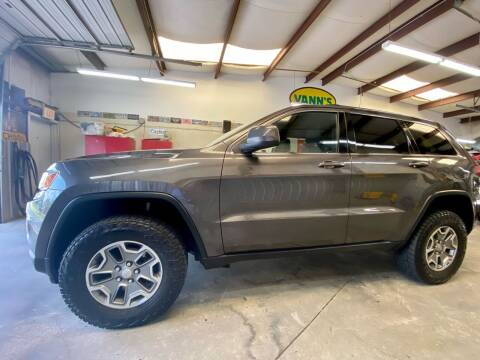 2014 Jeep Grand Cherokee for sale at Vanns Auto Sales in Goldsboro NC