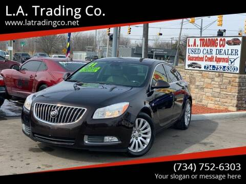 2011 Buick Regal for sale at L.A. Trading Co. in Woodhaven MI
