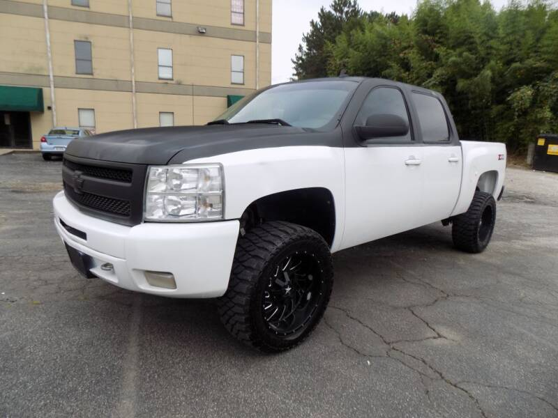 2010 Chevrolet Silverado 1500 for sale at S.S. Motors LLC in Dallas GA
