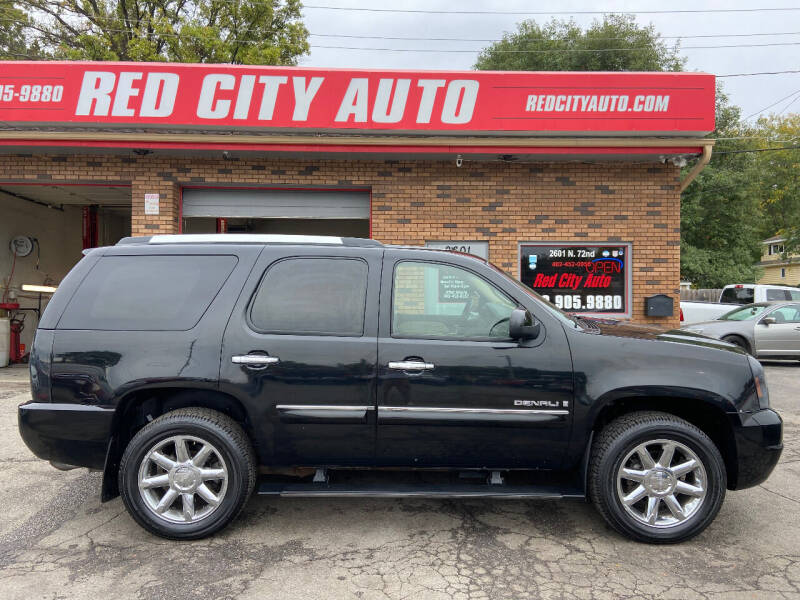 2007 GMC Yukon for sale at Red City  Auto in Omaha NE