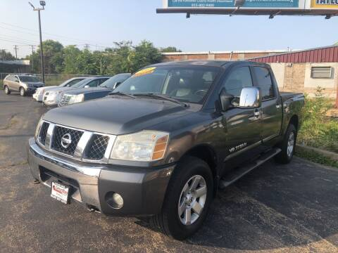 2005 Nissan Titan for sale at Smart Buy Auto in Bradley IL
