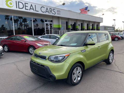 2015 Kia Soul for sale at Ideal Cars Atlas in Mesa AZ