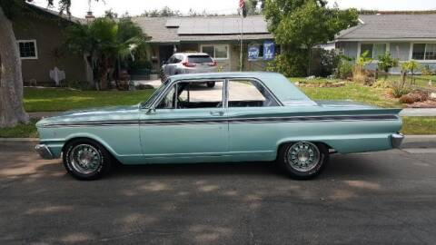 1963 Ford Fairlane 500 for sale at Classic Car Deals in Cadillac MI