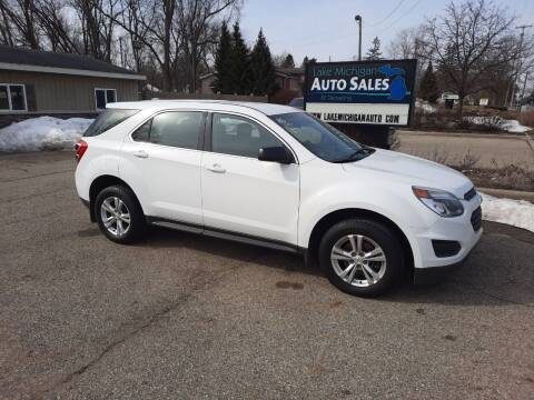 2016 Chevrolet Equinox for sale at Lake Michigan Auto Sales & Detailing in Allendale MI