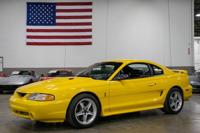 1998 Ford Mustang SVT Cobra for sale in Grand Rapids, MI