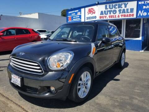 2014 MINI Countryman for sale at Lucky Auto Sale in Hayward CA