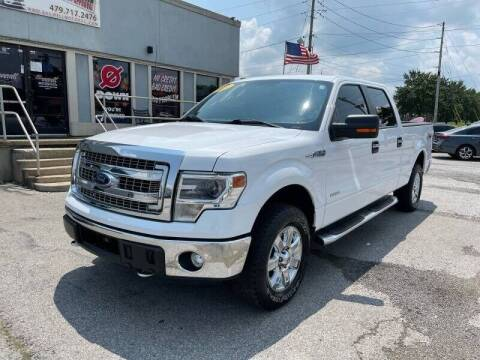 2014 Ford F-150 for sale at Bagwell Motors in Lowell AR