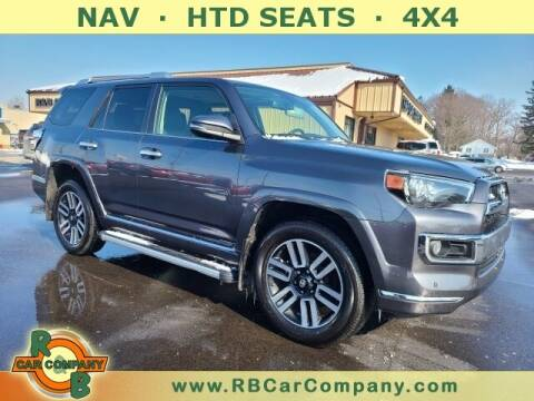 2017 Toyota 4Runner for sale at R & B Car Company in South Bend IN
