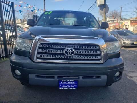 2007 Toyota Tundra for sale at JFC Motors Inc. in Newark NJ