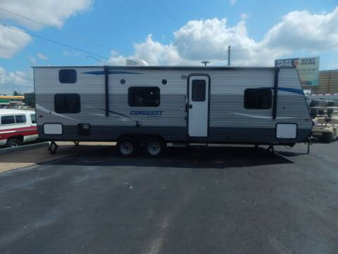 2020 Gulf Stream Conquest 275FBG for sale at Motorsports Unlimited in McAlester OK
