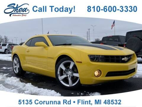 2011 Chevrolet Camaro for sale at Jamie Sells Cars 810 - Linden Location in Flint MI