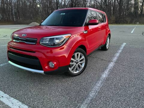 2017 Kia Soul for sale at Lifetime Automotive LLC in Middletown OH