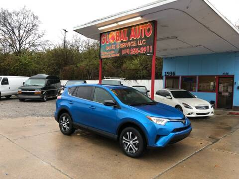 2018 Toyota RAV4 for sale at Global Auto Sales and Service in Nashville TN