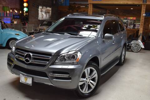 2012 Mercedes-Benz GL-Class for sale at Chicago Cars US in Summit IL