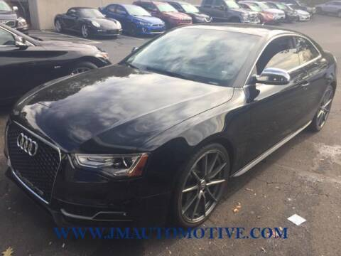 2016 Audi A5 for sale at J & M Automotive in Naugatuck CT