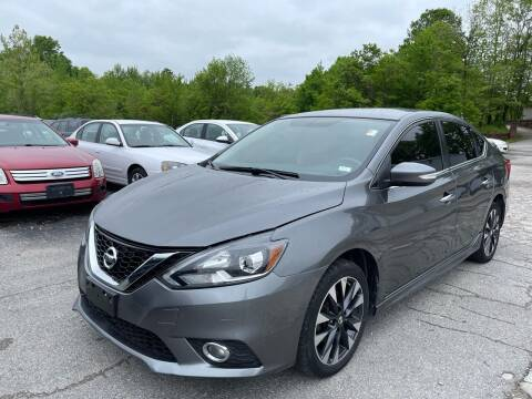 2016 Nissan Sentra for sale at Best Buy Auto Sales in Murphysboro IL