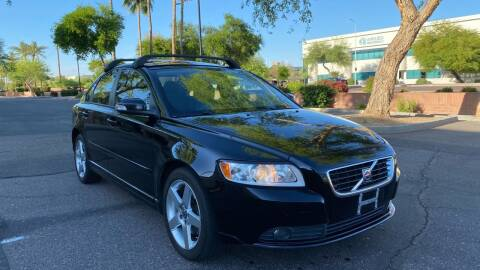 2010 Volvo S40 for sale at Autodealz in Tempe AZ