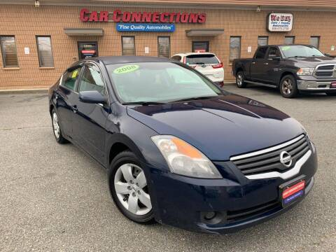 2008 Nissan Altima for sale at CAR CONNECTIONS in Somerset MA