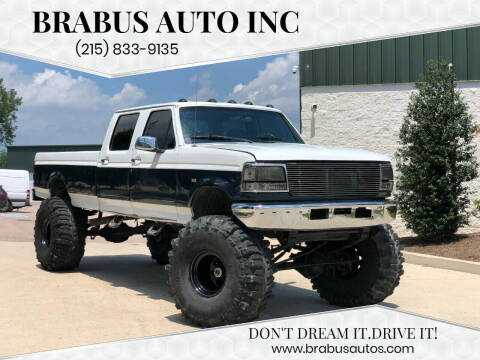 1996 Ford F-350 for sale at Car Time in Philadelphia PA