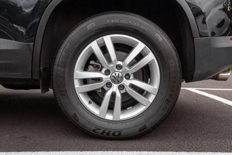 2016 Volkswagen Tiguan  - Frederick MD
