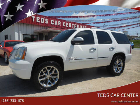 2013 GMC Yukon for sale at TEDS CAR CENTER in Athens AL