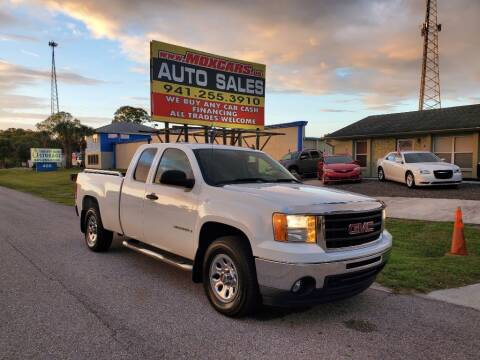 2009 GMC Sierra 1500 for sale at Mox Motors in Port Charlotte FL