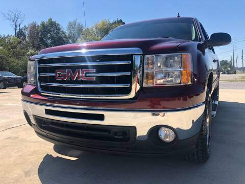 2013 GMC Sierra 1500 for sale at A&C Auto Sales in Moody AL