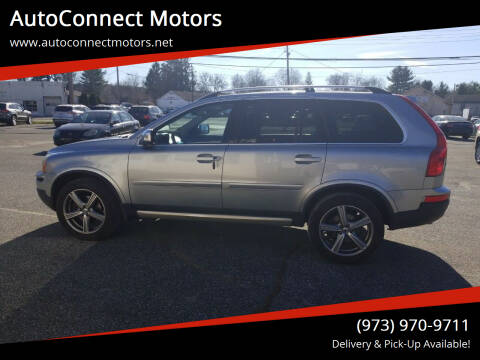 2010 Volvo XC90 for sale at AutoConnect Motors in Kenvil NJ
