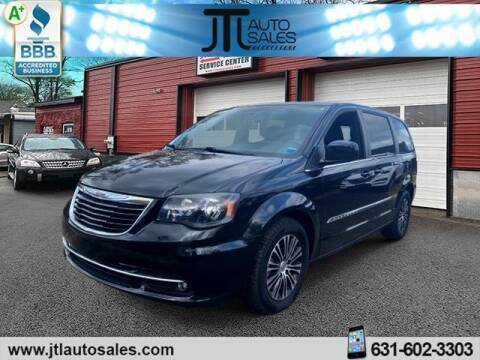 2014 Chrysler Town and Country for sale at JTL Auto Inc in Selden NY