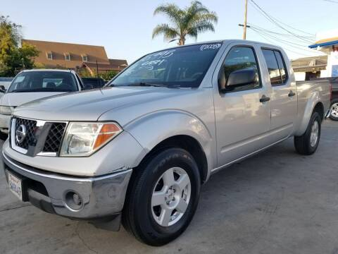 2008 Nissan Frontier for sale at Olympic Motors in Los Angeles CA