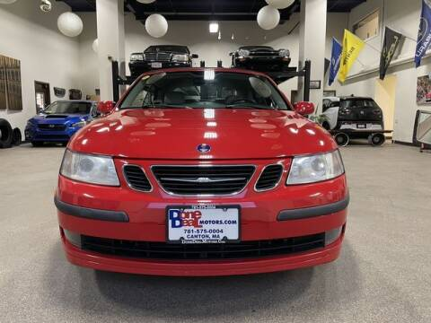 2005 Saab 9-3 for sale at DONE DEAL MOTORS in Canton MA