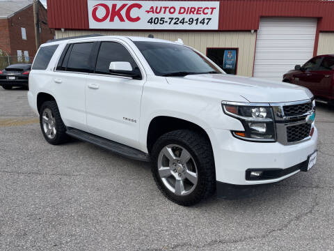2016 Chevrolet Tahoe for sale at OKC Auto Direct, LLC in Oklahoma City OK