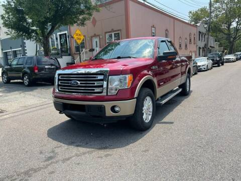 2013 Ford F-150 for sale at Kapos Auto, Inc. in Ridgewood NY