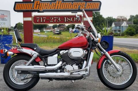2003 Honda VT 750 Spirit for sale at Haldeman Auto in Lebanon PA