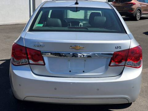 2012 Chevrolet Cruze for sale at QUALITY AUTO SALES OF NEW YORK in Medford NY