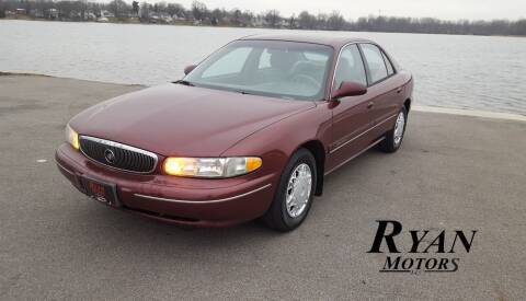 2000 Buick Century for sale at Ryan Motors LLC in Warsaw IN