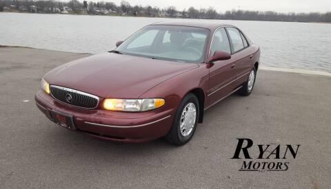 2000 Buick Century for sale at Ryan Motors LLC in Warsaw IN
