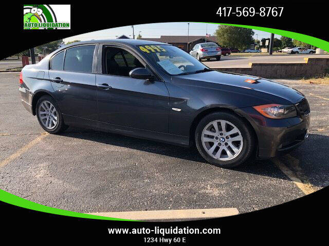 2007 BMW 3 Series for sale at Auto Liquidation in Republic MO