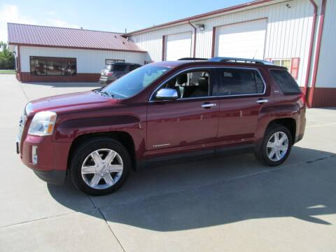 2011 GMC Terrain for sale at New Horizons Auto Center in Council Bluffs IA