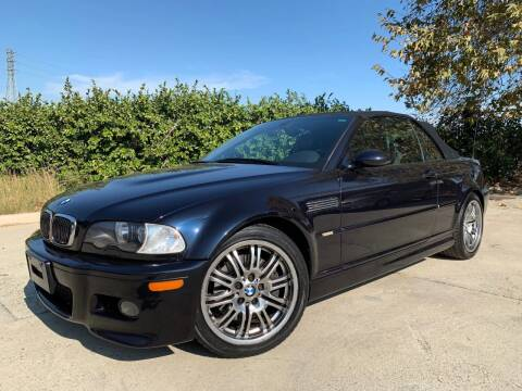 2002 BMW M3 for sale at Auto Hub, Inc. in Anaheim CA
