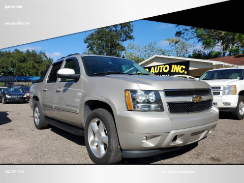 2007 Chevrolet Avalanche for sale at QLD AUTO INC in Tampa FL