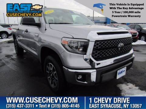 2018 Toyota Tundra for sale at East Syracuse Performance Sales & Service in Syracuse NY