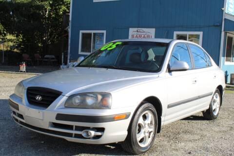 2005 Hyundai Elantra for sale at Sarabi Auto Sale in Puyallup WA