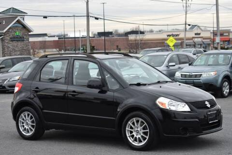 2011 Suzuki SX4 Crossover for sale at Broadway Garage of Columbia County Inc. in Hudson NY