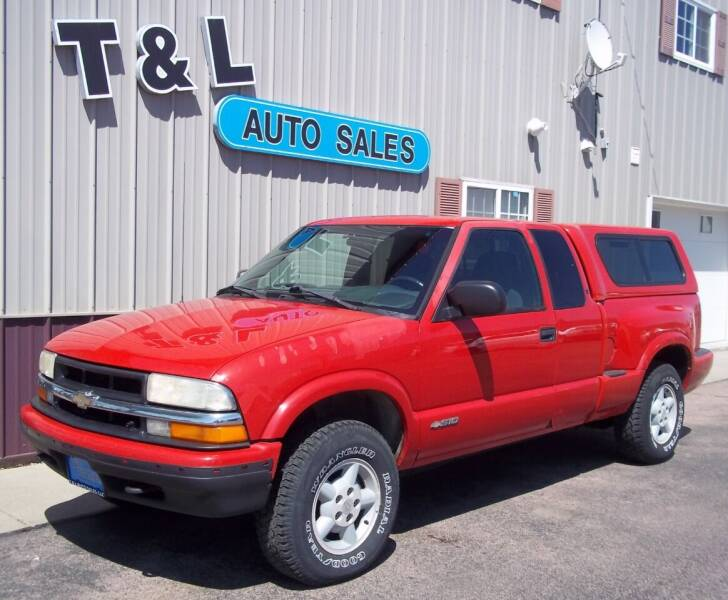 2003 Chevrolet S-10 for sale in Sioux Falls, SD