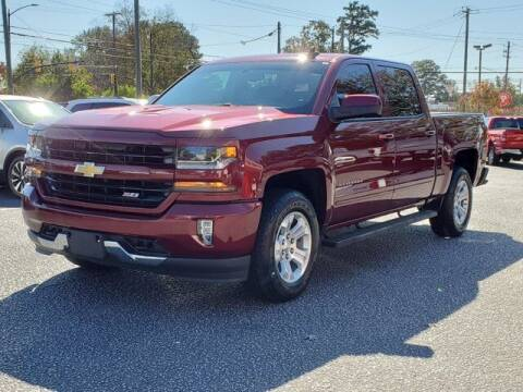 2017 Chevrolet Silverado 1500 for sale at Gentry & Ware Motor Co. in Opelika AL