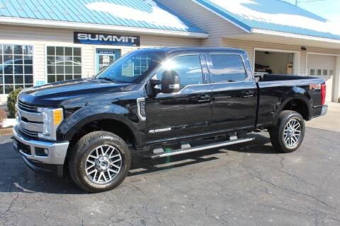 2017 Ford F-250 Super Duty for sale at Summit Motorcars in Wooster OH