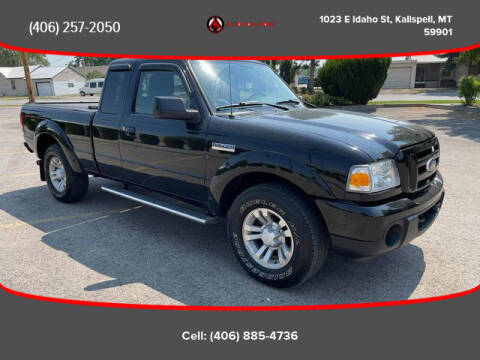 2011 Ford Ranger for sale at Auto Solutions in Kalispell MT