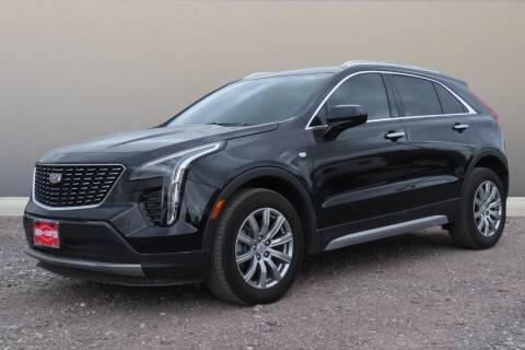 2020 Cadillac XT4 for sale at Ron Carter  Clear Lake Used Cars in Houston TX