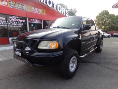 2003 Ford F-150 for sale at Phantom Motors in Livermore CA
